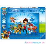 Ravensburger: Mancs őrjárat 100 darabos XXL puzzle