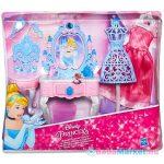 Disney hercegnők: Hamupipőke elvarázsolt pipereasztala