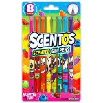 Scentos: 8 darabos illatos zselés tollak