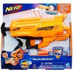 NERF N-Strike Elite: Quadrant szivacslövő fegyver