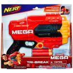 NERF N-Strike Mega: Tri-Break szivacslövő fegyver