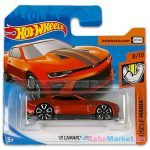 Hot Wheels - Chevrolet Camaro játékautó