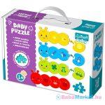 Színrendező baby puzzle