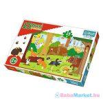 Trefl Baby: Állatok az erdőben 15 darabos maxi puzzle