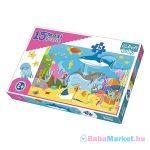 Trefl Baby: Víz alatti világ 15 darabos maxi puzzle