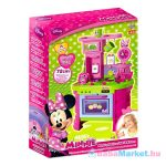 Minnie egér: játékkonyha 15 kiegészítővel