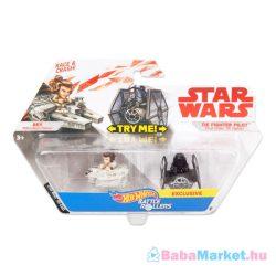 Star Wars Battle Rollers: Rey Vs. Tie vadász pilóta
