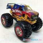 Hot Wheels Monster Jam: Hot Wheels kisautó