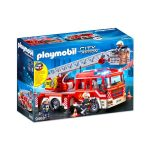 Playmobil - Tűzoltóautó emelőkosárral - 9463