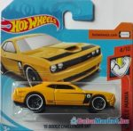 Hot Wheels Dodge Challenger Srt kisautó