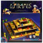 Piramis 3D családi társasjáték