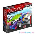 Geomag Wheels: Team Speed 25 darabos szett - kék