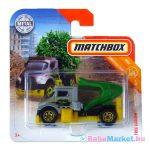 Matchbox Construction: Tree Lugger kisautó