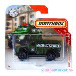Matchbox Rescue: MBX S.W.A.T. kisautó