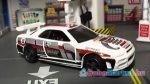 Hot Wheels - Nissan GTR játékautó