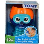 fürdőjáték babáknak - Tomy medúza
