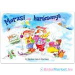 Tóth Anna: Morzsi karácsonya kifestő (NA-9789634457022)