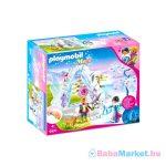 Playmobil - Kristálykapu a téli világba - 9471