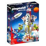 Playmobil - Mars rakétakilövő állomás - 9488