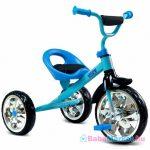 Tricikli - Toyz York kék