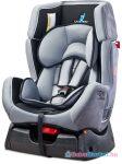 Autós gyerekülés - CARETERO Scope DELUXE graphite 2016