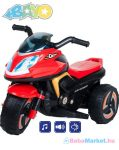 Elektromos kismotor gyerekeknek - BAYO KICK red
