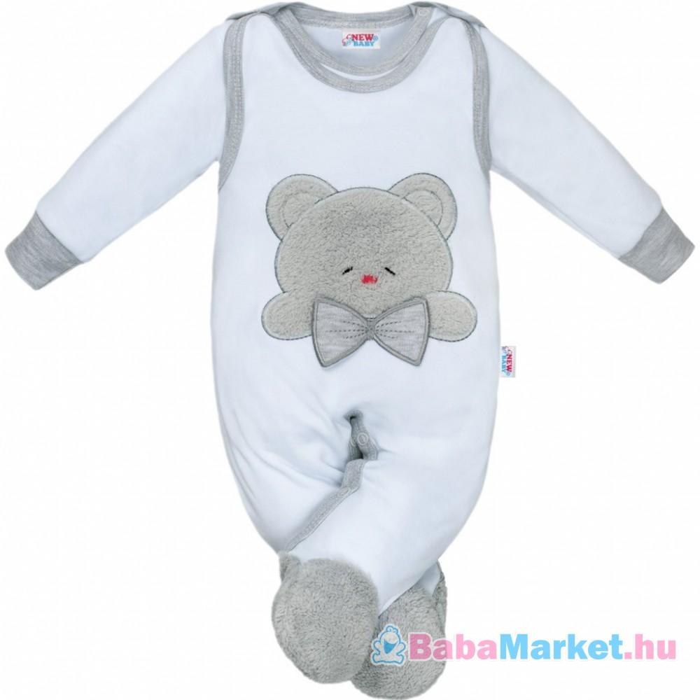 64ef6e1444 Luxus baba rugdalózó - New Baby Honey Bear 3D