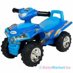 Bébitaxi - Quad Bayo blue