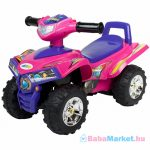 Bébitaxi - Quad Bayo pink