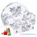 Babafotel - New Baby Safari fehér + filctoll készlet