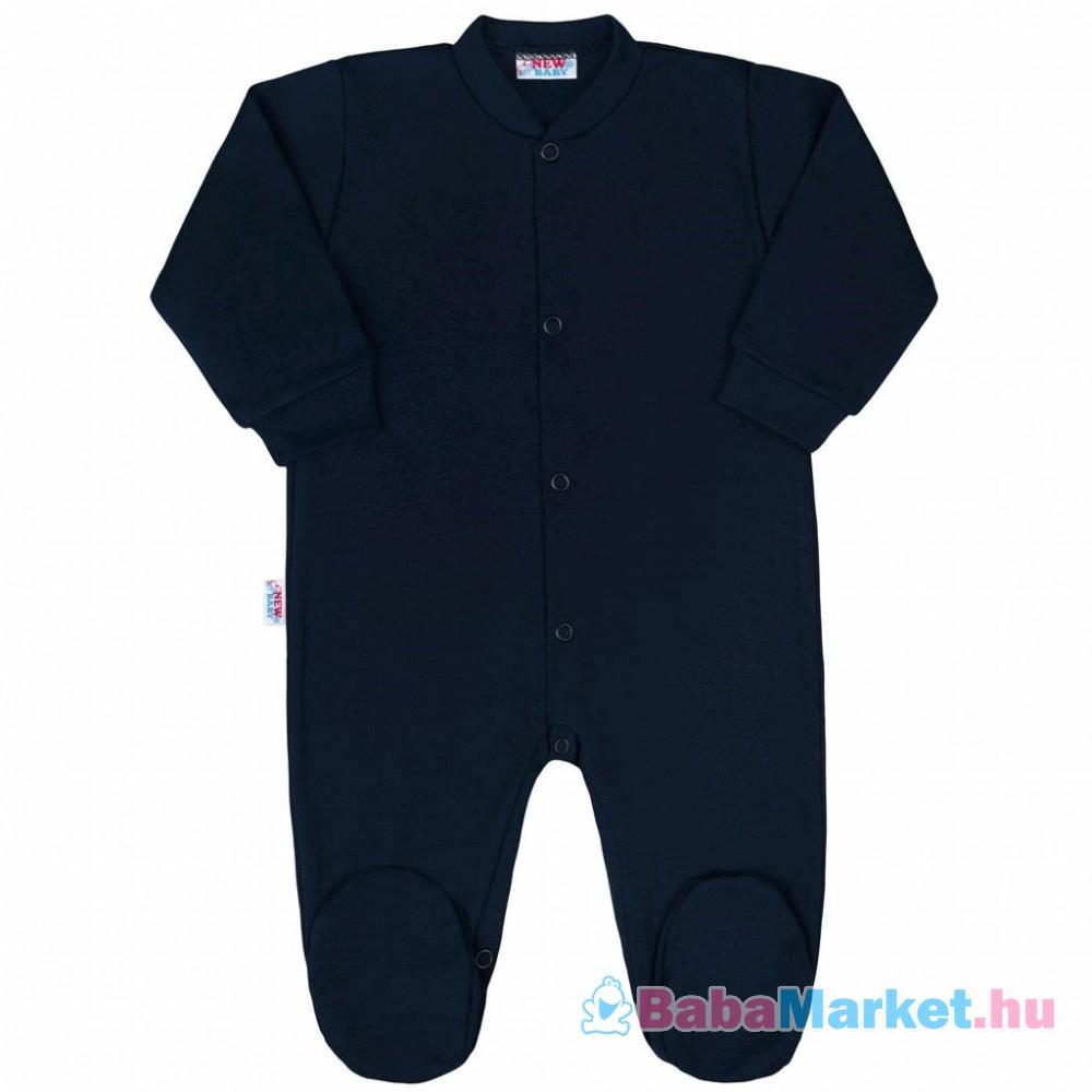 f0444d97d0 Baba kezeslábas - New Baby Classic II sötét kék 56 (0-3 h)