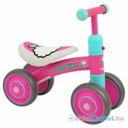 Baba futóbicikli - Baby Mix Baby Bike pink