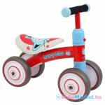 Baba futóbicikli - Baby Mix Baby Bike red