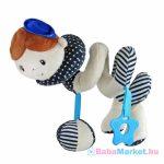 Játékspirál kiságyra - Baby Mix tengerész fiú