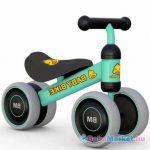 Gyerek futóbicikli Baby Mix Baby Bike green
