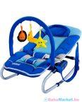 Pihenőszék - CARETERO Astral kék
