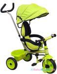 Gyerek tricikli - Baby Mix Ecotrike zöld