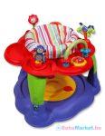 Többfunkciós játékasztal - Baby Mix piros