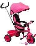 Tricikli babáknak - Baby Mix Ecotrike rózsaszín