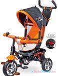 Gyerek tricikli - Toyz Timmy orange 2017