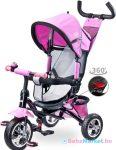Gyerek tricikli -  Toyz Timmy pink 2017