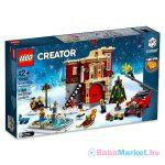 LEGO Creator: Téli tűzoltó állomás 10263