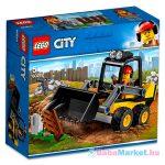 LEGO City: Építőipari rakodó 60219