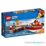 LEGO City: Tűz a dokknál 60213