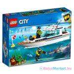 LEGO City: Búvárjacht 60221