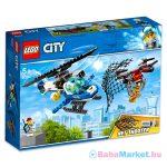 LEGO City: Légi rendőrségi drónos üldözés 60207