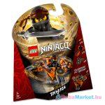 LEGO Ninjago: Spinjitzu Cole 70662