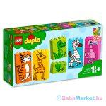 LEGO DUPLO: Első Vidám Kirakóm 10885