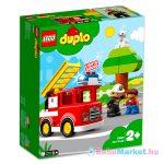 LEGO DUPLO: Tűzoltóautó 10901