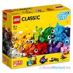 LEGO Classic: Kockák és szemek 11003